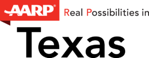 AARP Texas logo