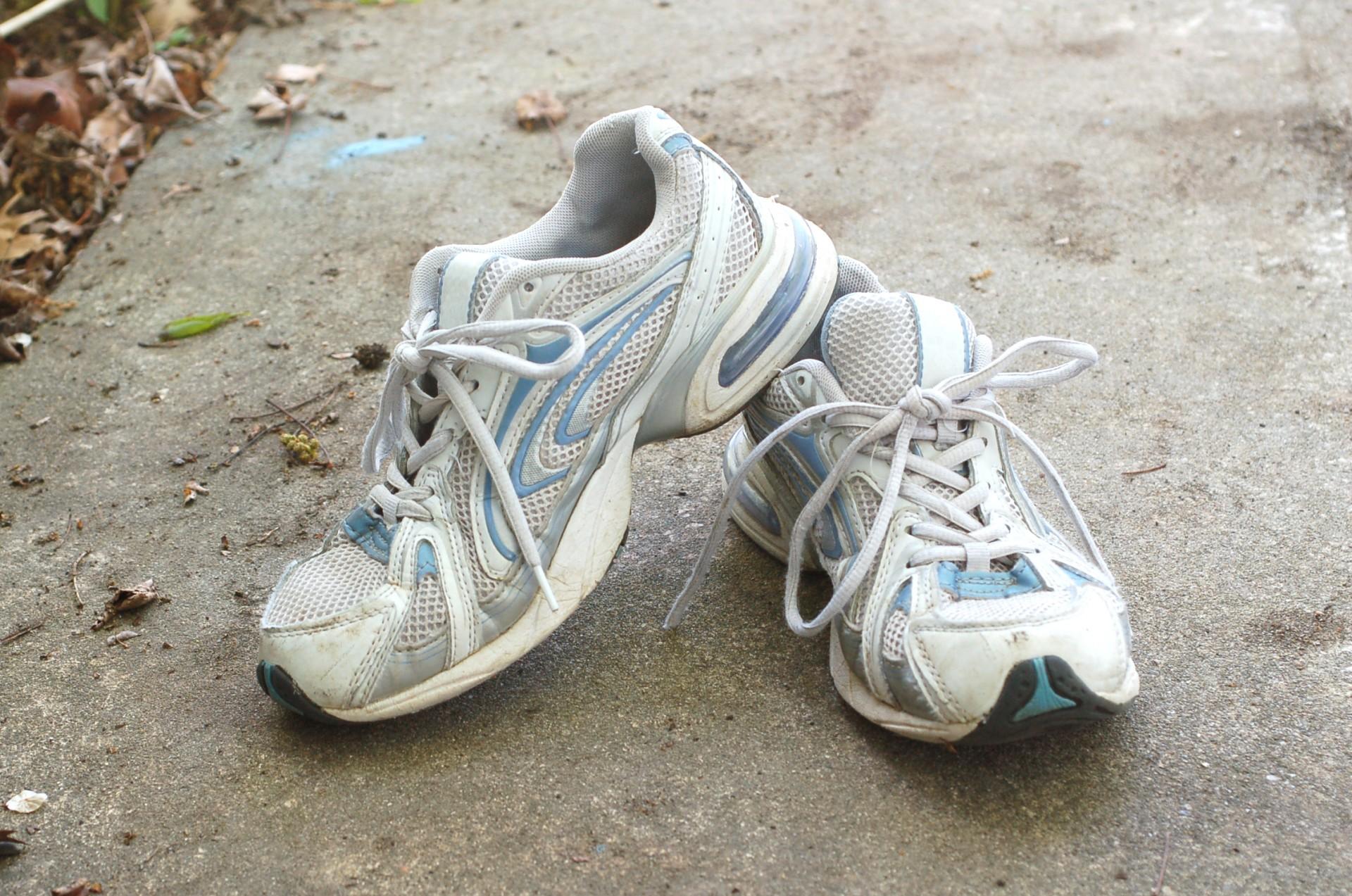 tennis shoes photo