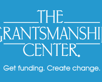 The Grantsmanship Center logo