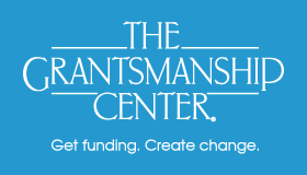 The Grantsmanship Center logo