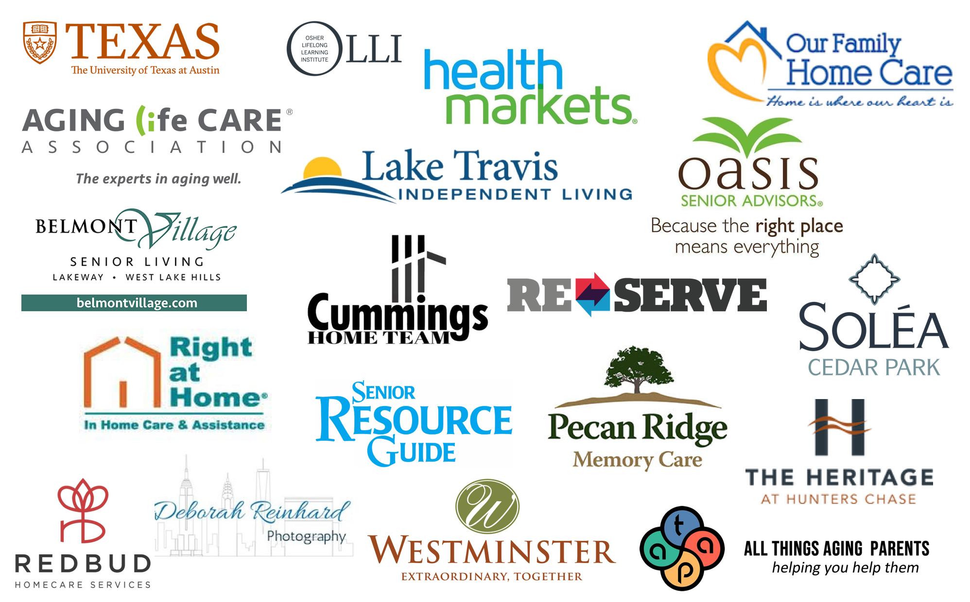 AustinUP business member logos